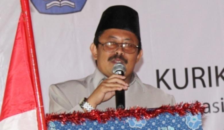 Kepala SMKN 2 Kepahiang, Sigit Ariyanto