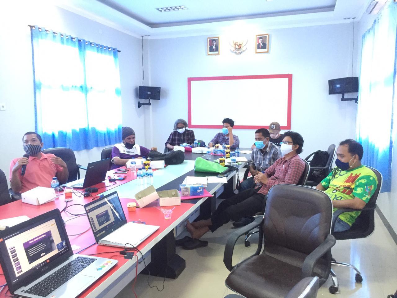 Training Ketenagakerjaan AJI Balikpapan jadi Cikal Bakal Lahirnya Serikat Pekerja Lintas Media