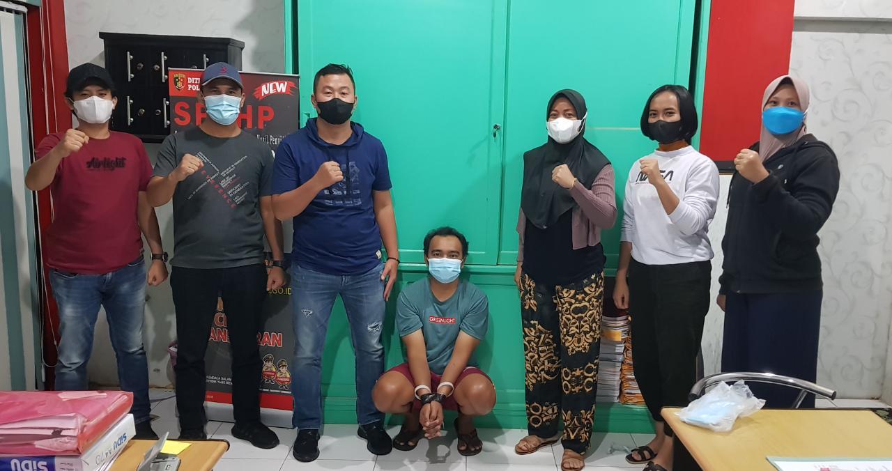 Lakukan Kekerasan Terhadap Anak Di Bawah Umur, Warga Pasar Bengkulu Ditangkap