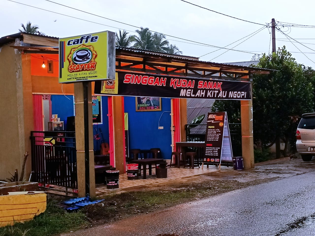 Mampir Yuk! Ada Kafe Bernuansa Higgs Domino Island di Kota Manna